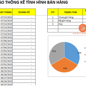 phan mem quan ly don hang don gian bang excel